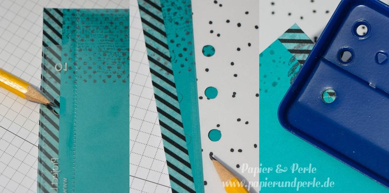 DIY Einstecktasche für A5 Planer oder Project Life Album